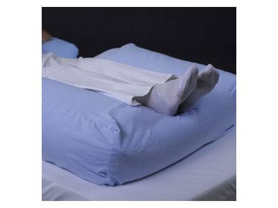 Cuscino Per Sollevare Gambe.Cuscino Ortopedico Di Posizionamento E Sostegno Gambe E Cosce Per
